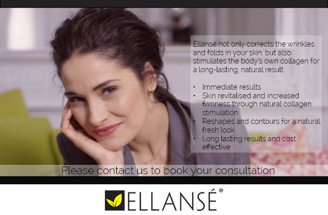 Ellanse not only correct the wrinkles and folds in your skin, but also stimulates the body's own collagen for a long-lasting, natural result.