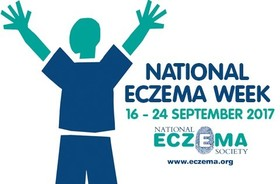 National Eczema Week is initiated by the National Eczema Society