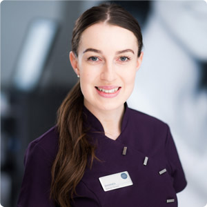 Shannen Woods is the Cooden Medical Group's laser hair removal specialist