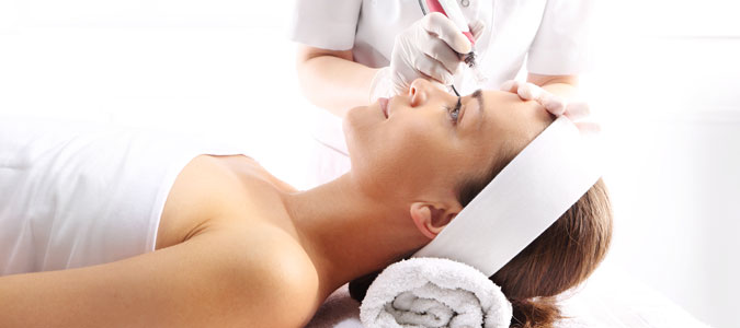mesotherapy nourishes and hydrates the skin